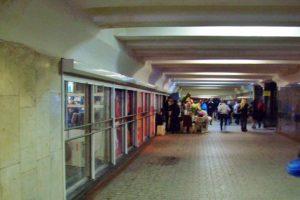 Підземний Майдан прибрали до Дня Незалежності