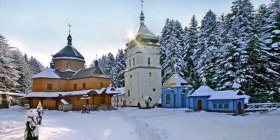 Манявский скит: Украинский Афон в Карпатах